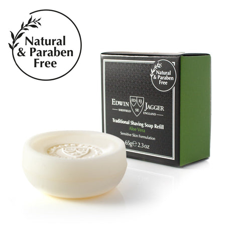 Edwin&Jagger Traditional Shave Soap Refill