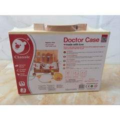 The Doctor Set Play House-Genuine Wooden Toys