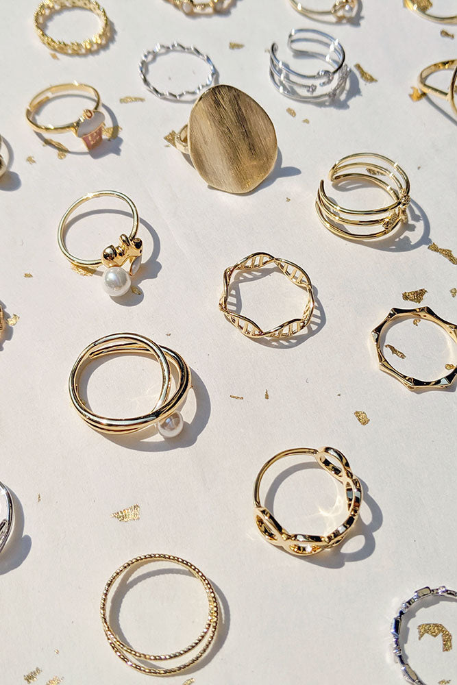 Trio Stacking Rings