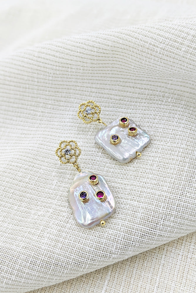 Andreia Earrings