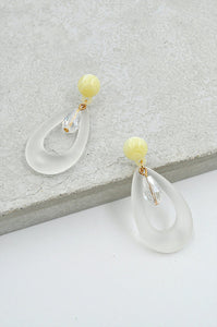 Enna Resin Earrings