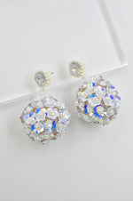Daisy Disco Earrings