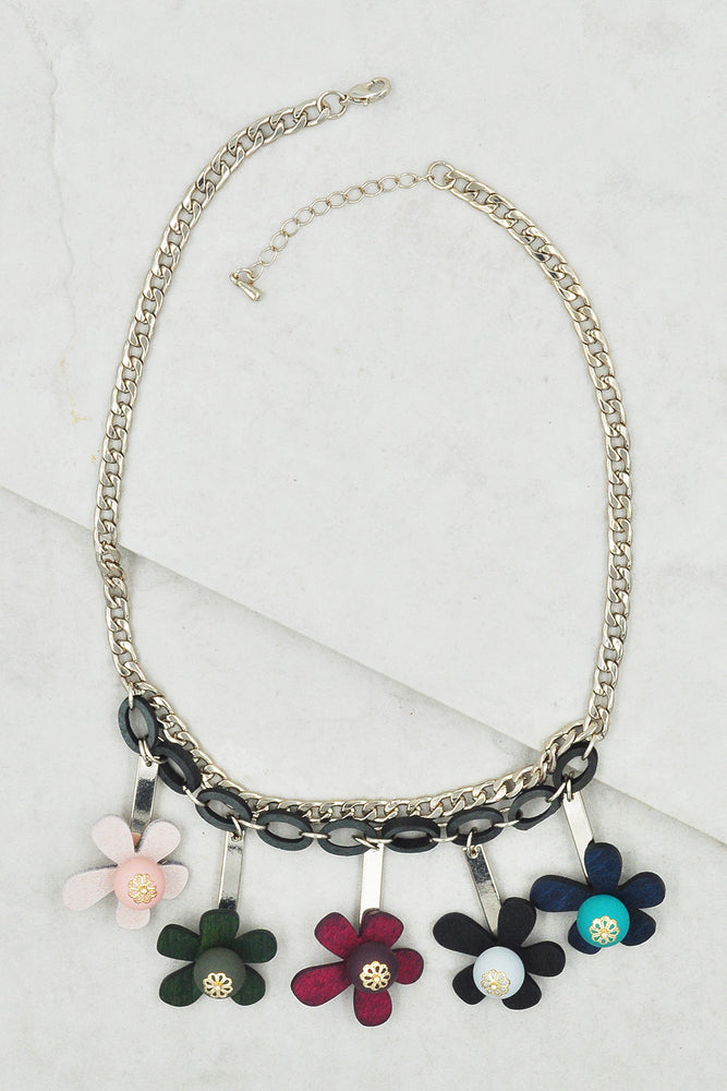 Kendra Necklace in Multi
