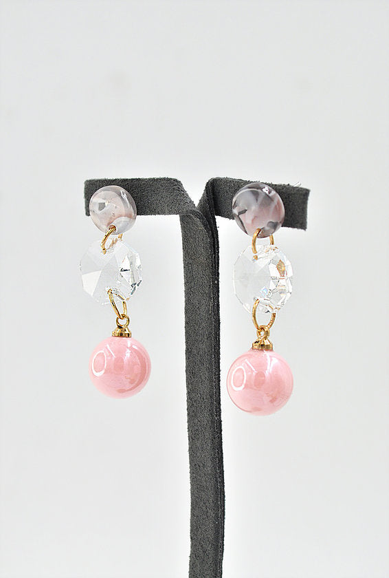 Lulu Resin Earrings