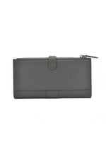Eirene Wallet In Grey