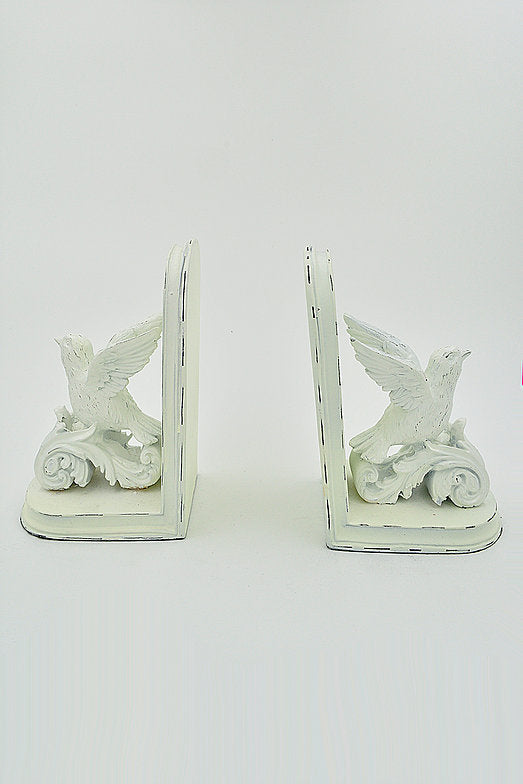 Flying Bird Bookends