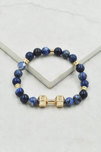 Avree Bracelet in Sodalite