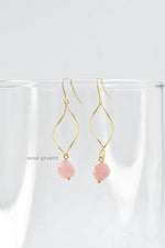 Afke Drop Earrings