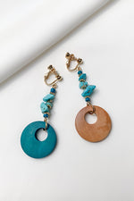 Bailey Clip-on Earrings