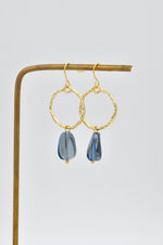 Navi Drop Earrings
