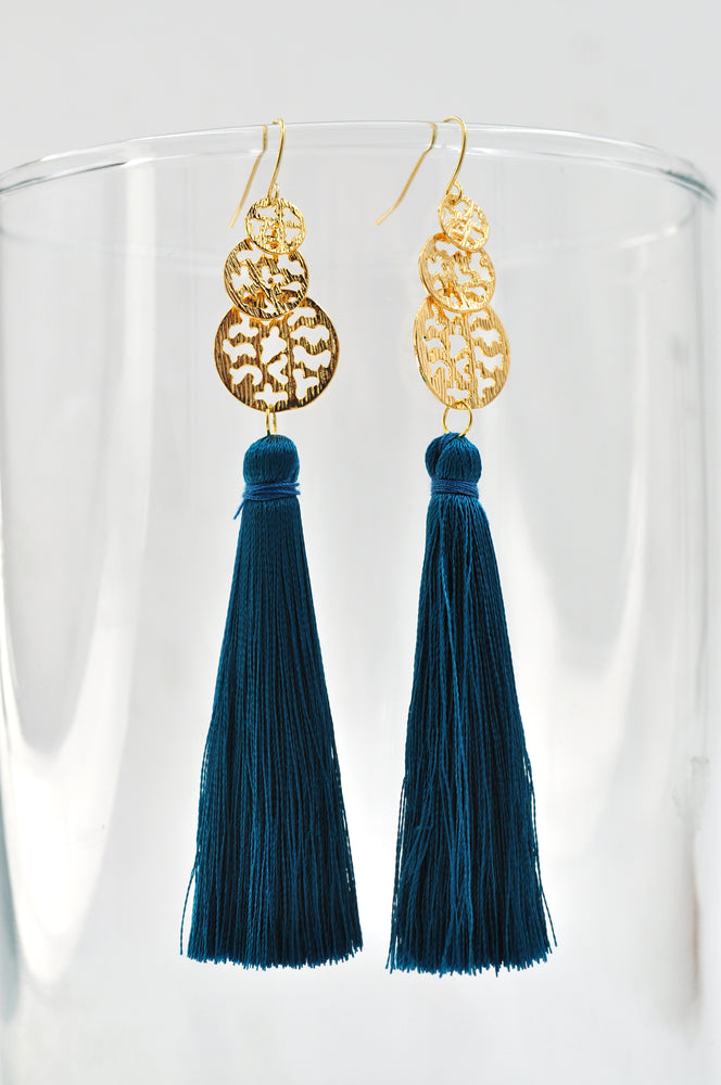 Eleri Drop Earrings