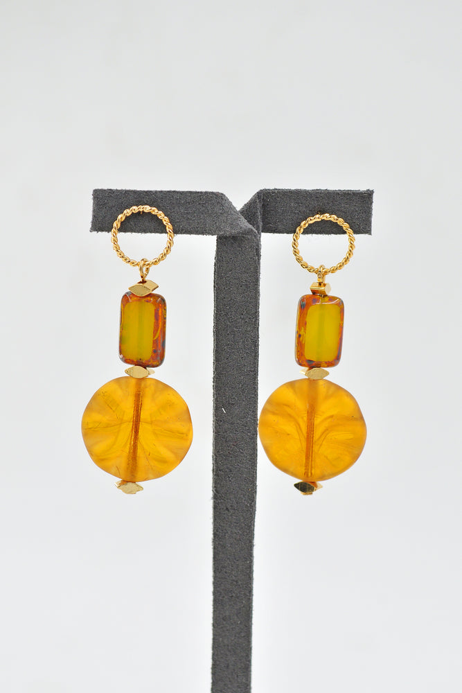 Joan Drop Earrings