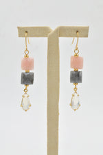 Elika Drop Earrings