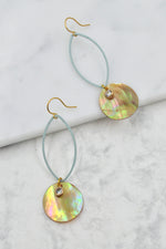 Yetti Drop Earrings
