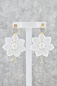 Dafny Drop Earrings