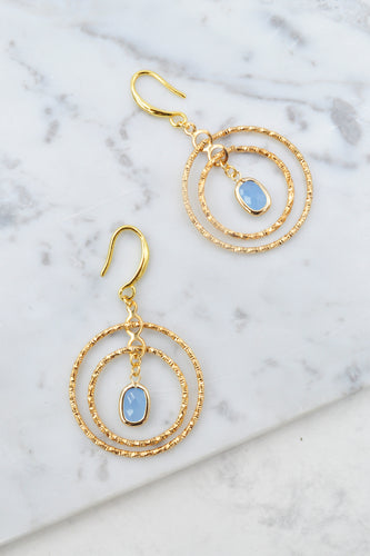 Reeva Drop Earrings