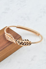 Kalla Leaf Bangle