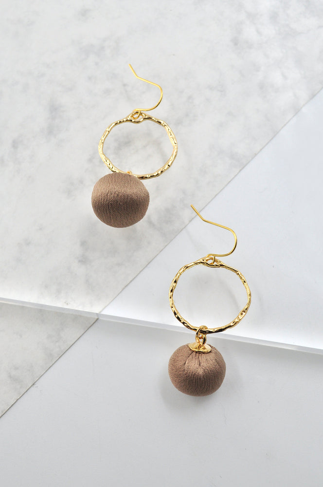 Piaf Drop Earrings