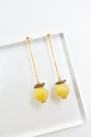 Eryka Drop Earrings