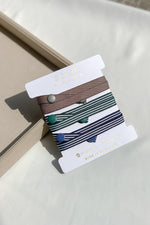 Your Daily Mask Strap - Stripe Edition (Set of 3)