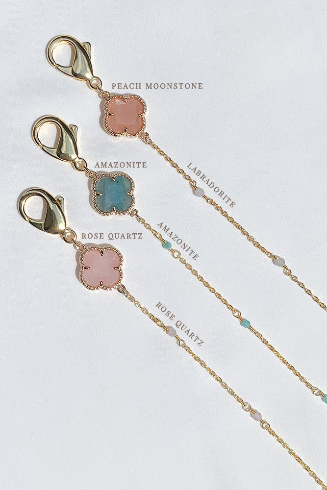 Dara Gemstone Multi-Purpose Chain