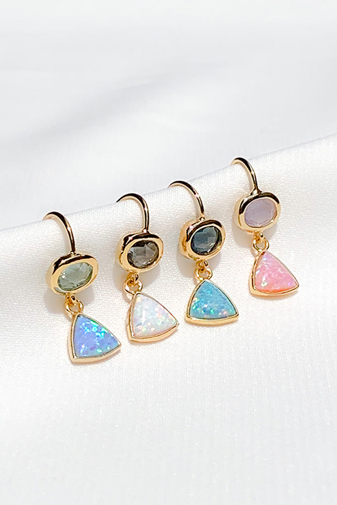 Naya Opal Earrings