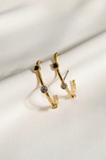 Koza Cuff Earrings