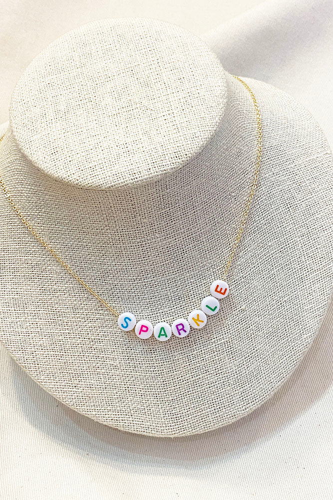 Prism Custom Name Necklace