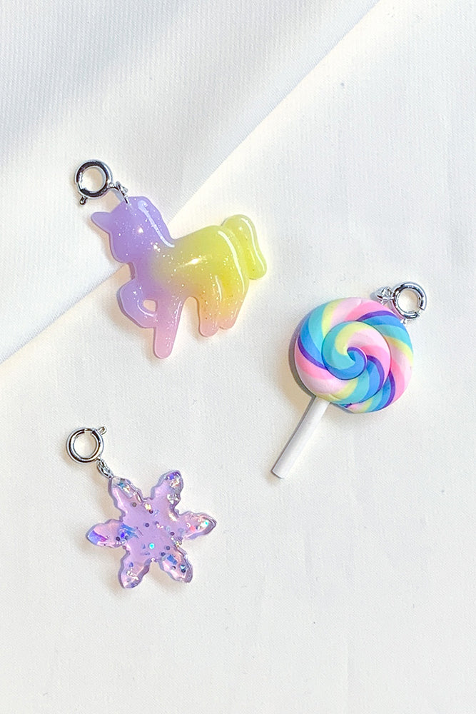 Interchangeable Charms - Unicorn Set