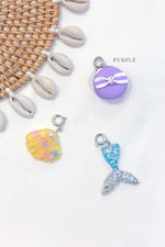 Interchangeable Charms - Mermaid Set