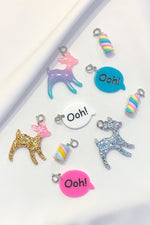 Interchangeable Charms - Deer Set