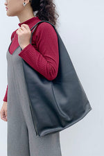 Mono Trapezoid Shoulder Bag
