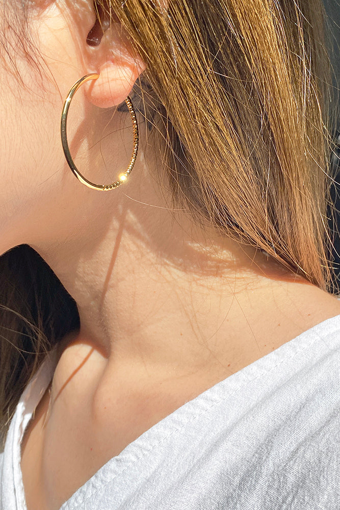 Raro Hoop Earrings