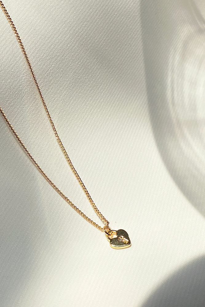 Kimmi Heart Necklace