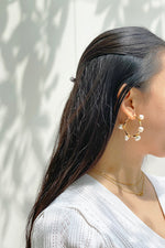 Kye Hoop Earrings