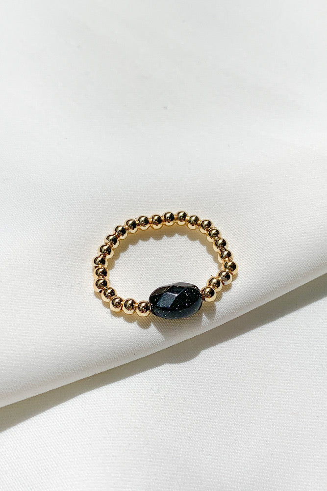 Lizzy Gemstone Ring