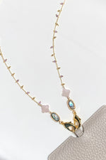 Rena Gemstone Multi-Purpose Chain