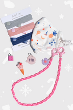 Kids Christmas Pouch - Daisy Set