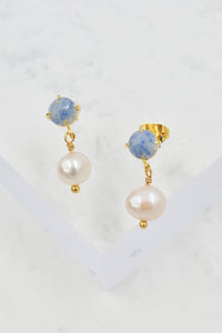 Milani Pearl Earrings
