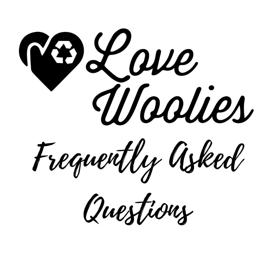 Love Woolies: Frequently Asked Questions