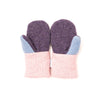Small Kid's Wool Sweater Mittens | Cold Night