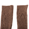 Wool Cabin Sock | Chocolate Factory | Size 5-8