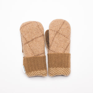 Love Woolies Warm and Durable Kid Mittens
