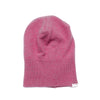 Pink Love Woolies Sweater Slouch Beanie