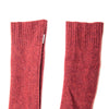 Cashmere Cabin Socks | Perfect Red | Size 5-8