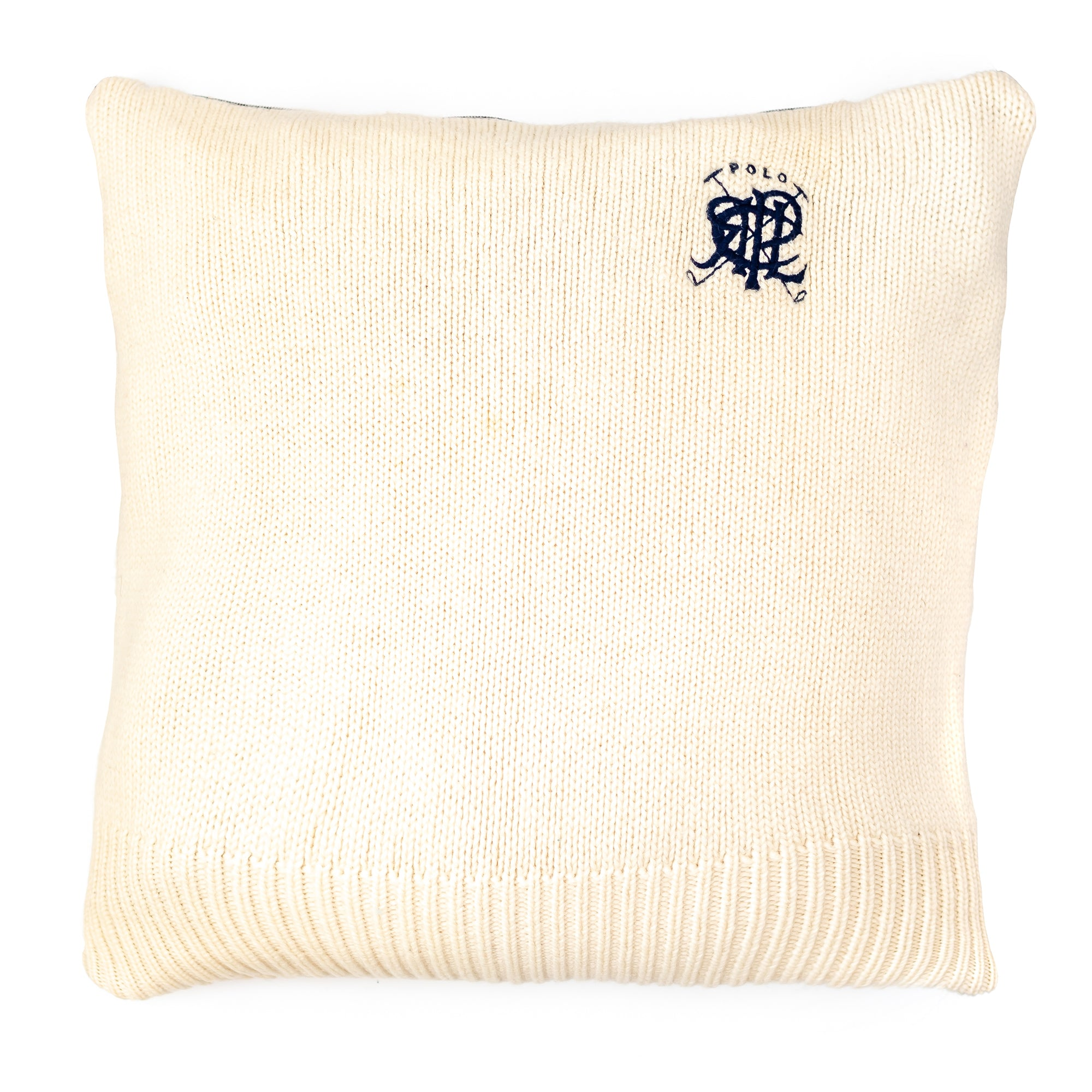 24x24 RL Polo Pillow Cover