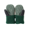 Small Kid's Wool Sweater Mittens | Through the Trees