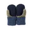 Small Kid's Wool Sweater Mittens | Mossy Glen