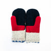 Small Adult Mittens | Crimson Club