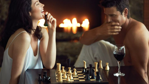 Strip Chess Game